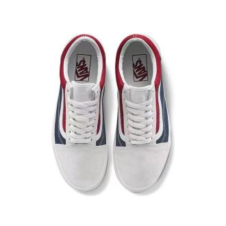 Vans Off the Wall Sneakers Red and White Size 38