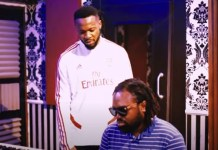 Flavour – Studio Session With Cobhams
