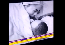 #BBNaija: Erica accidentally exposes her bare behind and moans as she enjoys intense 'under the sheet' action with Kiddwaya (videos)