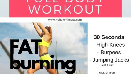 At Home Workout For Women Good Full Body Workout Koboko Fitness