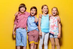 ملابس فصل الصيف للاطفال