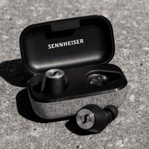 Sennheiser Momentum افضل انواع السماعات اللاسلكية