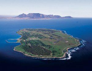 جزيرة روبن في كيب تاون جنوب افريقيا (robben island)