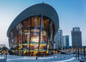 اوبرا دبي من مناطق ترفيهية في دبي