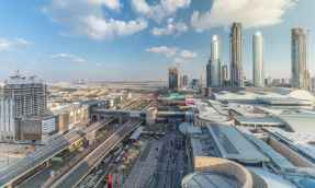 مشروع خور دبي الجديد.. شريان الإمارات النابض بالرقي