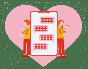 اجمل رسائل عيد الحب للمتزوجين