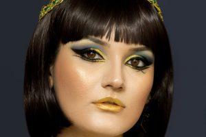 Kinds of eye make-up انواع المكياج للعيون