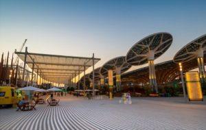 معلومات عن اكسبو 2020 دبي في التصميم المعماري