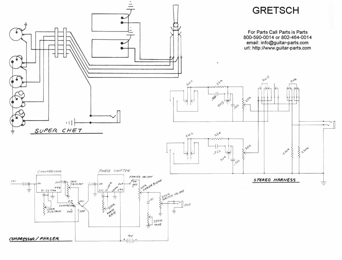 hight resolution of rickenbacker wiring diagram wiring diagram wirind misc gretsch 207680 20super 20chet 20guitar guitar 20wiring 20mischtml rickenbacker