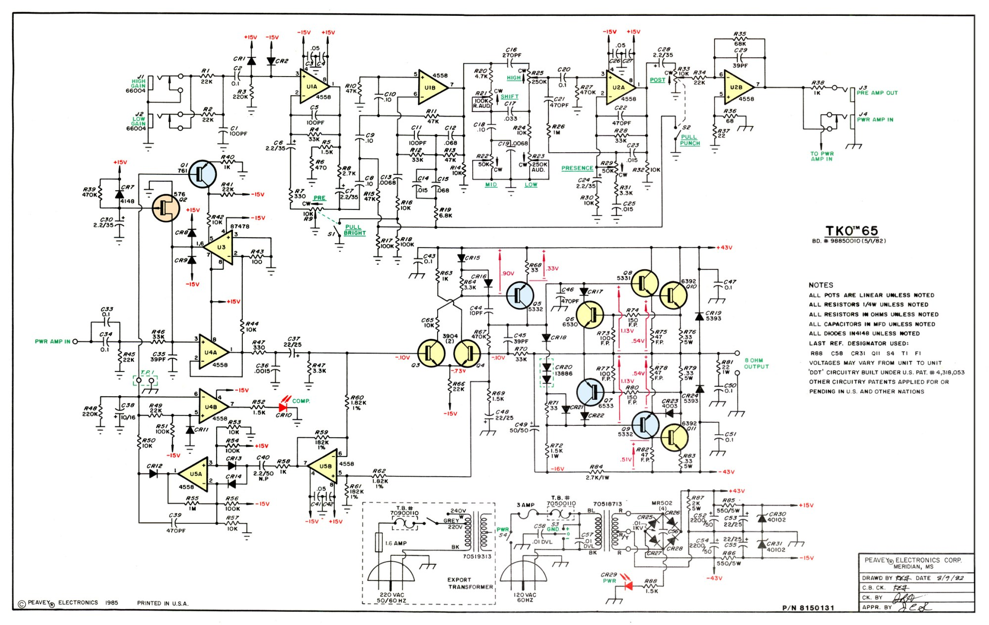 hight resolution of peavey musician schematic line 6 schematics elsavadorla peavey t 60 wiring diagram peavey t