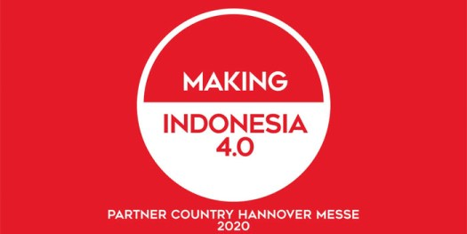 Usung Making Indonesia 4.0 diHannover Messe 2020
