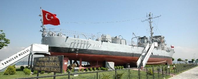 Yarhisar Gemi Müzesi Gölcük Fotoğrafı