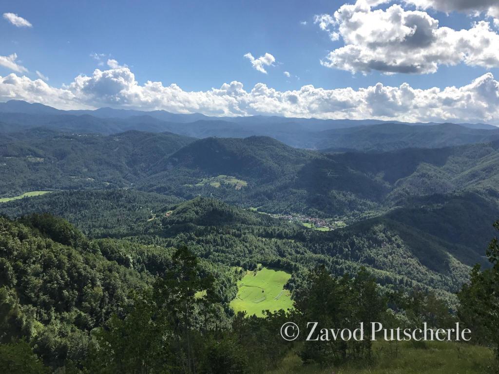 Kolpa and Čabranka valley