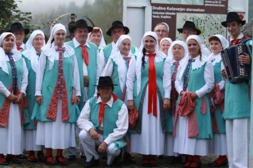 Folklorna skupina Društva Kočevarjev - staroselcev, Dnevi kočevarske kulture.