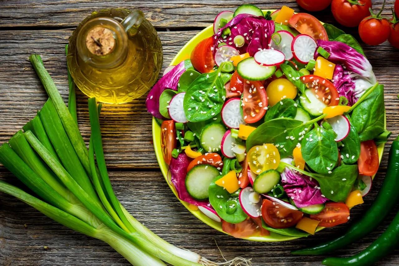 Sommersalate Die besten Ideen und Rezepte  Koch Mit