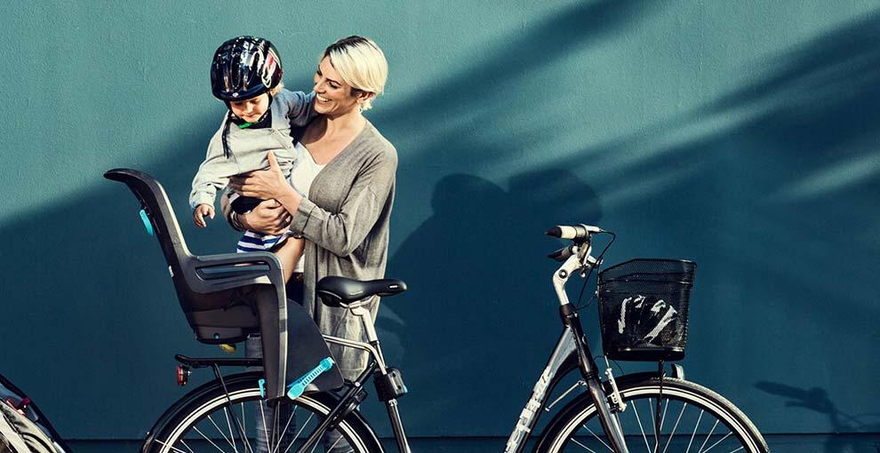 Fotelik rowerowy dla dziecka. Czas na wycieczkę rowerową – wybieramy odpowiednie siedzisko