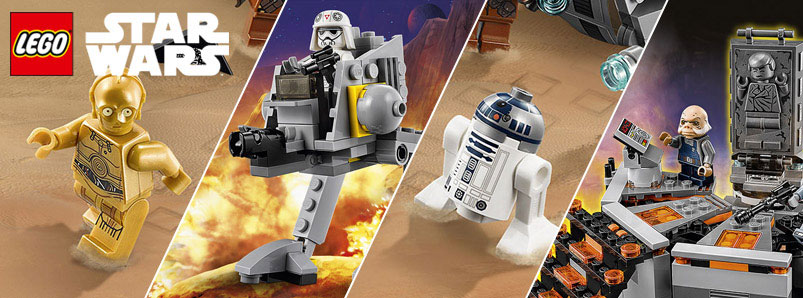 Dlaczego warto kupować dzieciom klocki Lego?