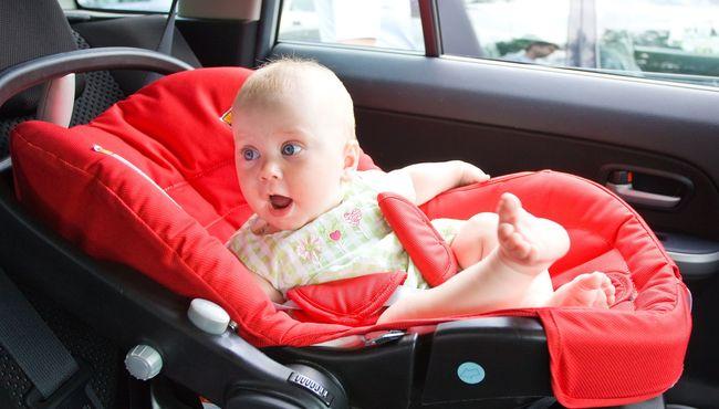 Bezpieczna jazda z Twoim dzieckiem