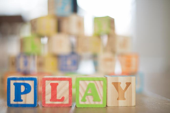 Wybór drewnianych zabawek