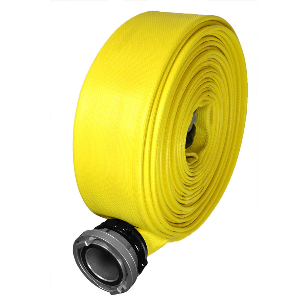 Rubber Covered LDH Supply Hose