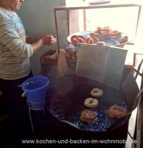 Sfenj-Bäcker in Figuig