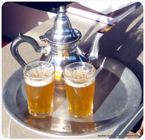 marokkanischer Minztee www.kochen-und-backen-im-wohnmobil.de