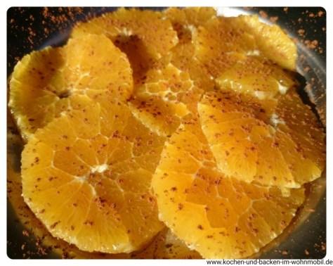 Orangen mit Zimt www.kochen-und-backen-im-wohnmobil.de