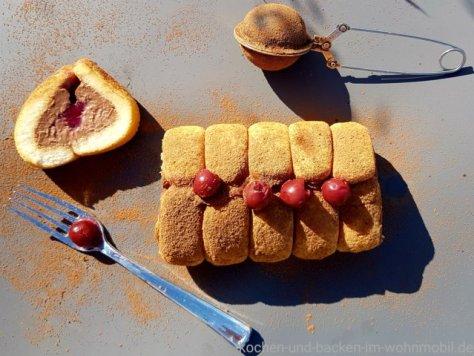 No Bake Schwarzwälder Kirsch