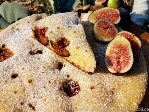 Kuchen aus der Pfanne mit Feigen kochen-und-backen-im-wohnmobil