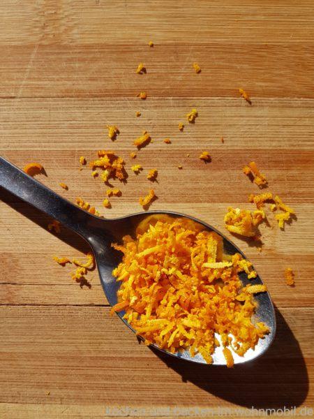 Creme a lˋorange: einfaches Rezept für Orangenpudding aus Frankreich