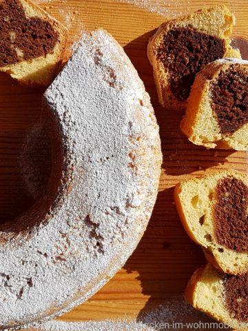 Omnia Rezept: Kuchen mit Herz zum Valentinstag