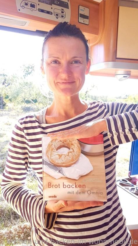 Backbuch für den Omnia Backofen