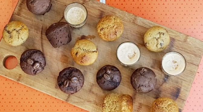 Muffins aus dem Omnia Camping Backofen