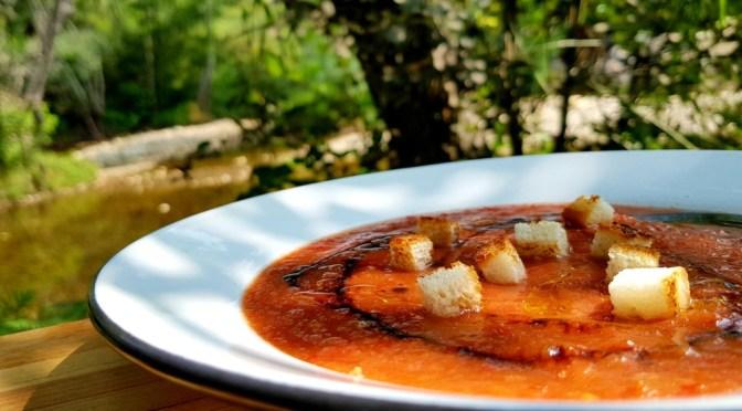 Gazpacho: Kalte Suppe aus Andalusien