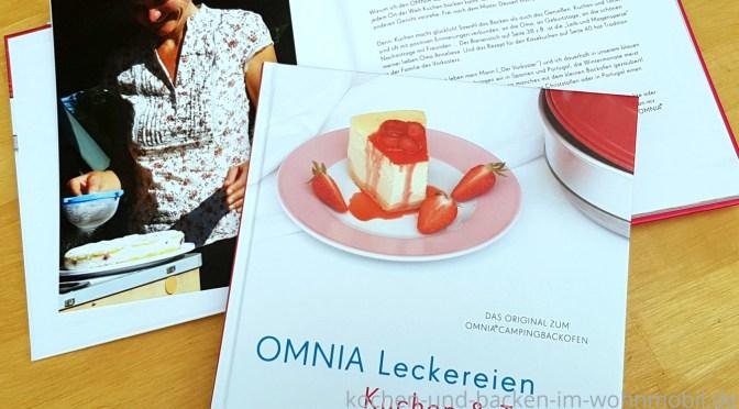 Mein neues Backbuch: OMNIA Leckereien – Kuchen & Torten