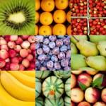 Früchte, Mix,