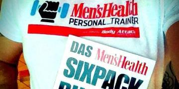 SixpackBuch Mens Health