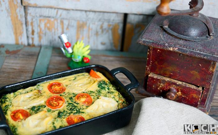 Frittata - www.kochhelden.tv