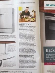 Artikel über Kochhelden.TV im H.O.M.E.