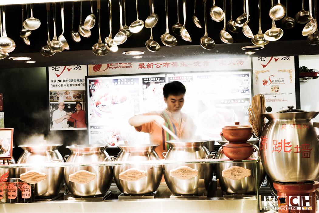 People in Singapore - www.kochhelden.tv
