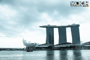 Marina Bay Sands Singapore - www.kochhelden.tv