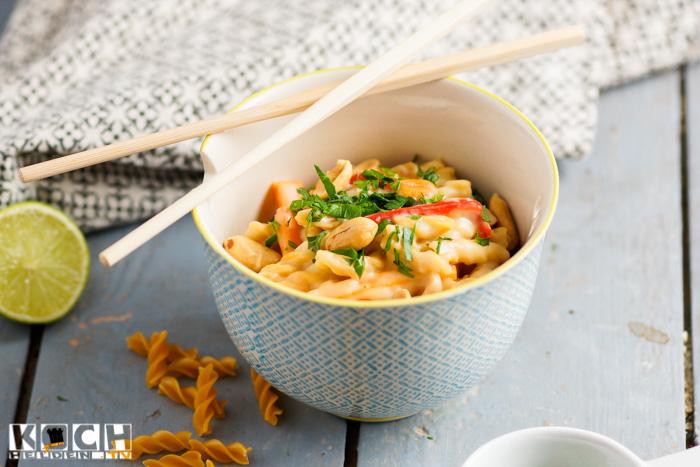 One-Pot-Pasta healthy style - www.kochhelden.tv