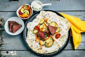 Piadina Jalapeno Beef - www.kochhelden.tv
