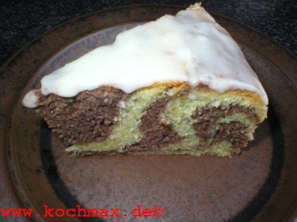 Zebra kuchen mit sahne  Appetitlich FotoBlog fr Sie