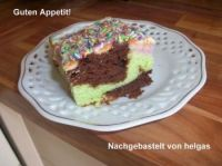 Papageienkuchen (altes DDR-Rezept) | Ein Kochmeister Rezept