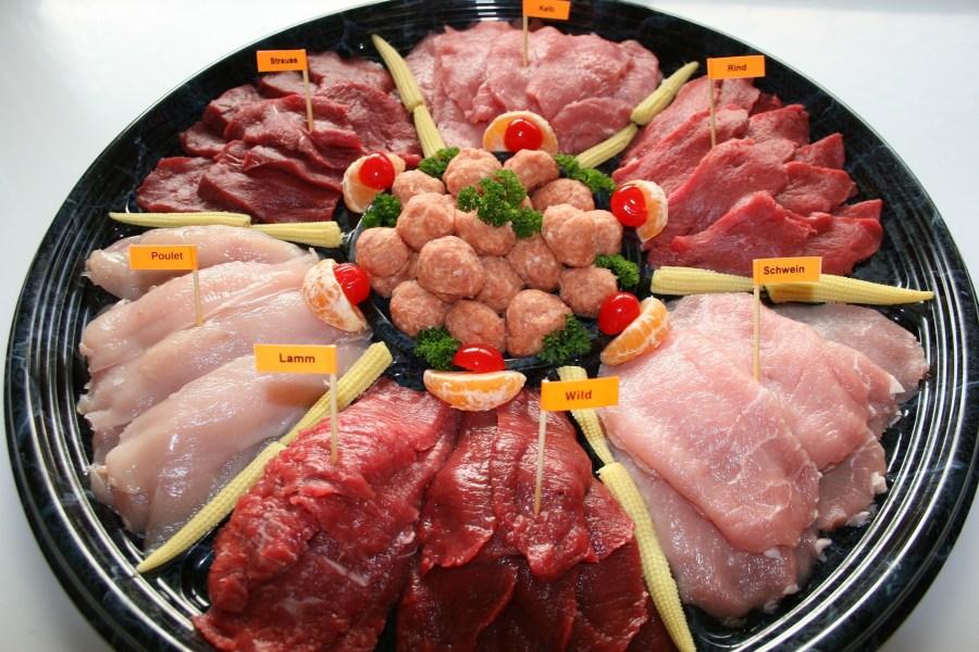 Fleisch Fondue