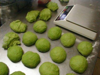 Kochschule-Ruhrgebiet-Kräuter-Spinat-Brot