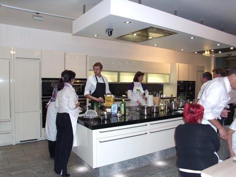 Kochkurse bei Micheel Das Kchenstudio I Halle