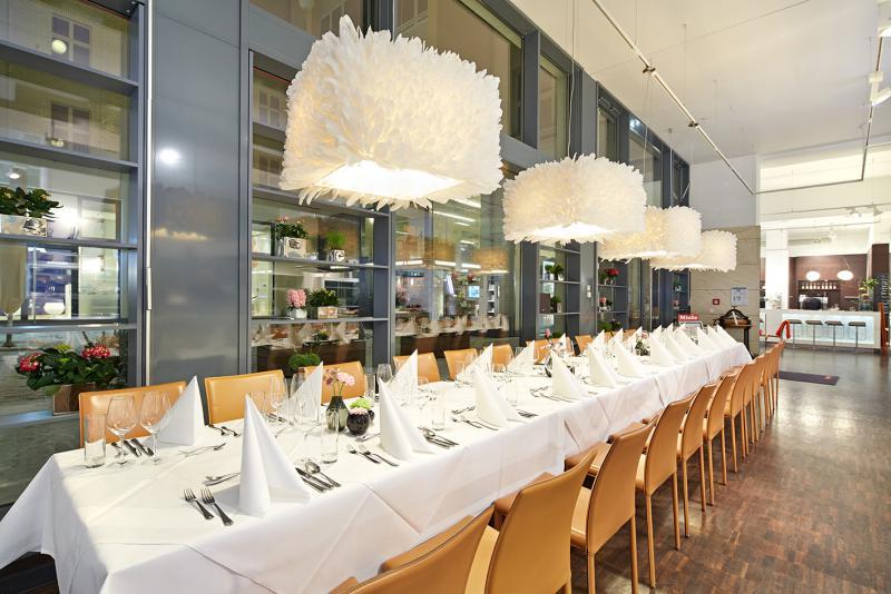 Miele Gallery Berlin  Kulinarische Kompetenz und Kreativitt