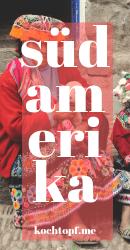 Blog-Event CLII - Südamerika (Einsendeschluss 15. Mai 2019)